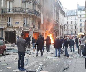 ارتفاع حصيلة مصابى انفجار العاصمة الفرنسية إلى 36 شخصا