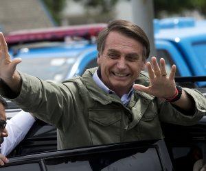 الرئيس البرازيلي على خطى ترامب.. «بولسونارو» يحاول قيادة البرازيل عبر «تويتر»