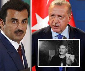 أردوغان وتميم ينصاعان لأوامر الرئيس الأمريكي: «حاضر يا سي ترامب»