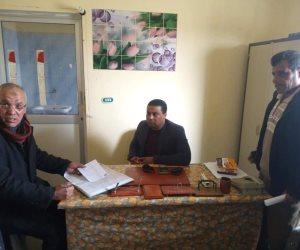 لعدم الانضباط الوظيفي.. رئيس مدينة بئر العبد يقرر عقوبات رادعة على رئيس قرية «أقطية» (صور)