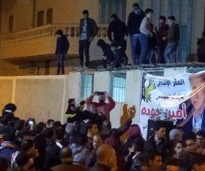 مسيرات فرح تجوب شوارع العريش احتفالا بفوز أمين جودة بمقعد النواب (صور وفيديو)