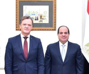 عودة مصانع مرسيدس العالمية للعمل في مصر