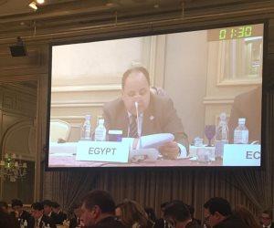 تفاصيل مشاركة وزير المالية في أولى اجتماعات المسار المالي لمجموعة العشرين