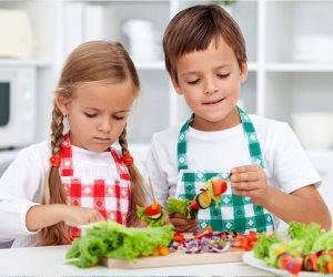 7 خطوات غذائية لو عايز تخلي طفلك نباتي زيك دون ضرر