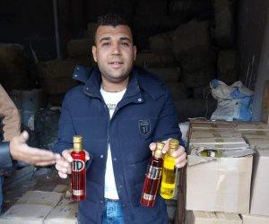 في الجيزة «الخمرة مضروبة» (فيديو وصور)