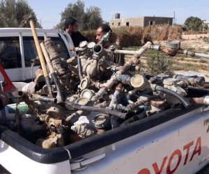 قرى بئر العبد بسيناء تتجمل.. إنهاء مشاكل الكهرباء والمياه والقمامة ورصف الطرق (صور)