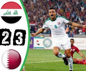 قطر تحاول شراء نتيجة مباراة العراق