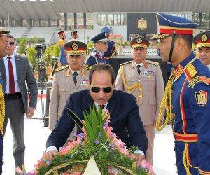 الرئيس السيسى يترأس اجتماع المجلس الأعلى للشرطة بحضور وزير الداخلية