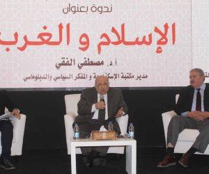 مصطفى الفقي: الذين يهاجمون الأزهر يسعون لهدم الوطن وليس الأزهر فقط