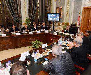 اللجنة العامة بالبرلمان توافق على مقترح تعديل الدستور بأغلبية ثلثى الأعضاء (صور)