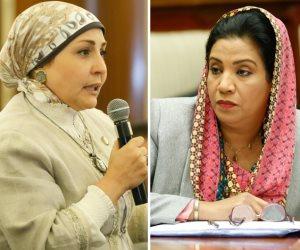 سارة صالح وهالة أبوالسعد ونشوى الديب.. ثلاث نماذج مشرفة للمرأة تحت قبة البرلمان