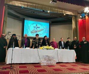 نائب بطريرك الروم الارثوذكس: الاختلاف بين الكنائس لا يعني الخلاف