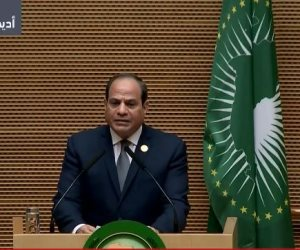 دعما لمصر وثقة في الرئيس.. «أفريقية النواب»: نقف خلف السيسي لنبذ العنف بالقارة