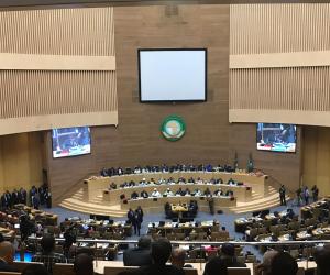 نص كلمة الرئيس السيسي في الجلسة الافتتاحية للقمة الـ 32 للاتحاد الأفريقي