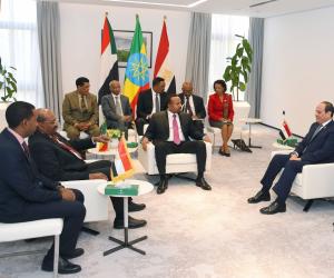 متحدث الرئاسة: مصر والسودان وإثيوبيا يتفقون على عدم الإضرار بالمصالح المشتركة