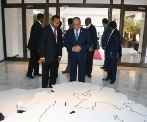 مبادرات استغلال مصادر الطاقة المتجددة بأفريقيا: مبادرة السيسي في 2015 الأبرز