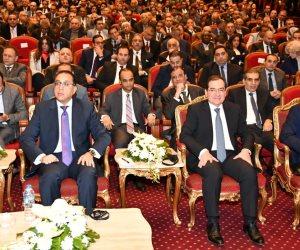 «إيجبس 2019» يقص شريطه من القاهرة.. ماذا قال الاقتصاديون في يومه الأول؟