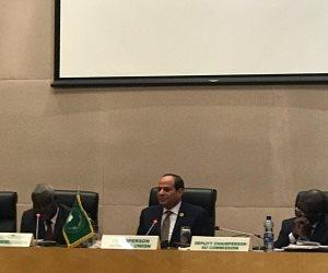 هيئة الاستعلامات: رسالة مصرية أفريقية لمشاركة الرئيس في قمة الحزام والطريق