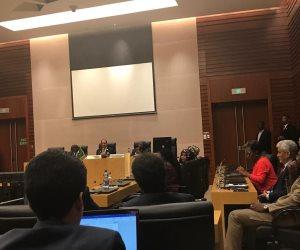 السيسى يدعو رئيس وأعضاء المفوضية الأفريقية لحضور مؤتمر أسوان