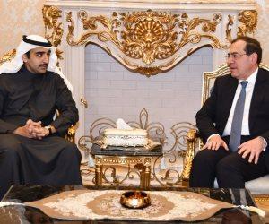 شراكة استراتيجية في صناعة الغاز.. كيف كان لقاء الملا بنظيره البحريني؟