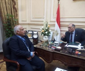 يدعمون التعديلات الدستورية.. زعيم الأغلبية يبحث مطالب المصريين بالخارج