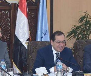 تفاصيل الاجتماع الأول لمجلس إدارة معهد بحوث البترول 2019