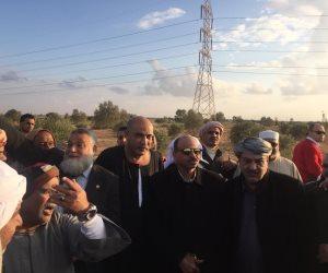 وفد برلماني يطمئن مزارعو الـ١٦ ألف فدان بمطروح.. والأهالي: مستعدون لدفع أي مبالغ للتصالح