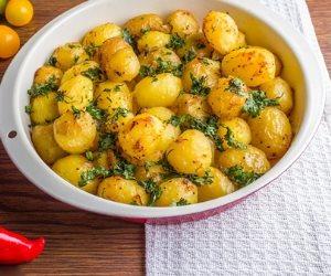 مترميش البطاطس الصغيرة.. طرق عملة سهلة وألذ مذاقا