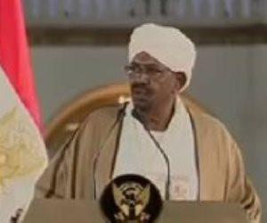 البشير: حل حكومة الوفاق الوطنى وجميع حكومات الولايات وفرض الطوارئ عاما
