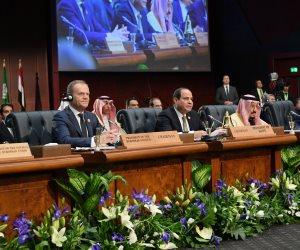 تأكيد دورها الريادي.. مكاسب مصر من القمة العربية الأوروبية في شرم الشيخ