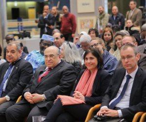 مكتبة الإسكندرية تناقش «حماية التراث» بحضور الفقي ورئيس جامعة سنجور