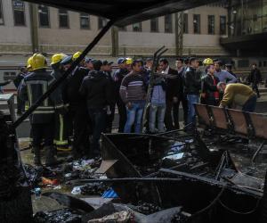 رئيسة الطب الشرعى: تشكيل فريق من الأطباء لتشريح جثامين ضحايا قطار محطة مصر