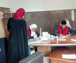 حملة «100 مليون صحة» تحقق نسبة 83.3% من المستهدف في شمال سيناء (صور)