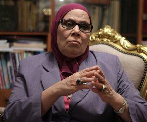 الدكتورة آمنة نصير: «كبار العلماء» عقولها متحجرة.. وتم اغتيال ثورة 25 يناير (حوار)