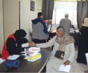 عن نجاح حملة «100 مليون صحة» بالجيزة.. نائب برلمانى: تزايد إقبال المواطنين الدليل