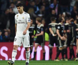"""بعد الهزيمة الكارثية أمام أياكس.. """"مجزرة نجوم"""" تنتظر ريال مدريد"""