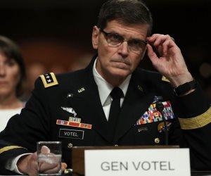 قائد القيادة الوسطى الأمريكية للكونجرس: مصر حاربت الإرهابيين في سيناء