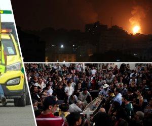 الجمعة السوداء: مقتل 49 مصليا في نيوزيلندا.. والاحتلال الإسرائيلى يضرب غزة مجددا