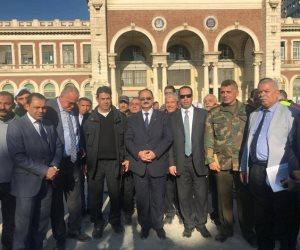 «جوه القطر».. نواب البرلمان يركبون قطار سيدي جابر للتعرف على مشاكل المواطنين (صور)
