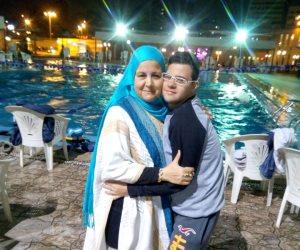 حكاية أم بطل السباحة العالمي مع متلازمة داون