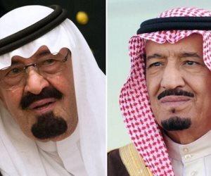 لمسة وفاء من العاهل السعودي للملك عبد الله.. وصفعة لأعداء السعودية