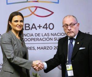 مصر والأرجنتين تتفقان على تعزيز التعاون في المجالات الاقتصادية وزيادة الاستثمارات