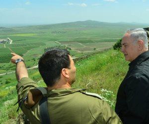 استفزاز إسرائيلي جديد.. خطة نتنياهو لبناء 30 ألف وحدة استيطانية في الجولان