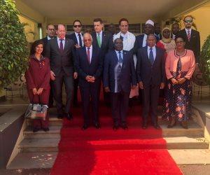 رئيس البرلمان من بوروندي: رئاسة مصر للاتحاد الأفريقي ستشكل نقطة فارقة فى التعاون التنموى