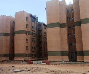 """اليوم.. بدء تسليم 384 وحدة فى """"دار مصر"""" بدمياط الجديدة"""