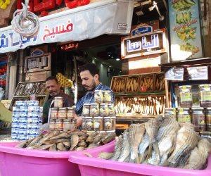 أعياد شم النسيم في أمان.. طوارئ بـ«الخدمات البيطرية» للتفتيش على محلات بيع الأسماك