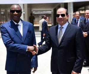 بعد زيارة الرئيس لها.. تعرف على حجم التجارة بين مصر وغينيا وأنواع الصادرات