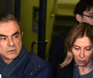 زوجة كارلوس غصن توجه رسالة للحكومة الفرنسية لإنقاذ زوجها.. ماذا قالت؟