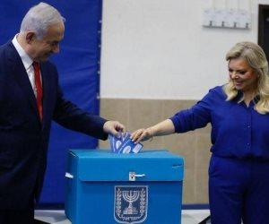 على طريقة «شفيق» و«مرسي».. نتانياهو وغانتس يعلنان فوزهما بانتخابات إسرائيل