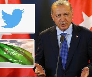 كيف وجه السعوديون السوشيال ميديا كسلاح لإسقاط قناع «أردوغان»؟